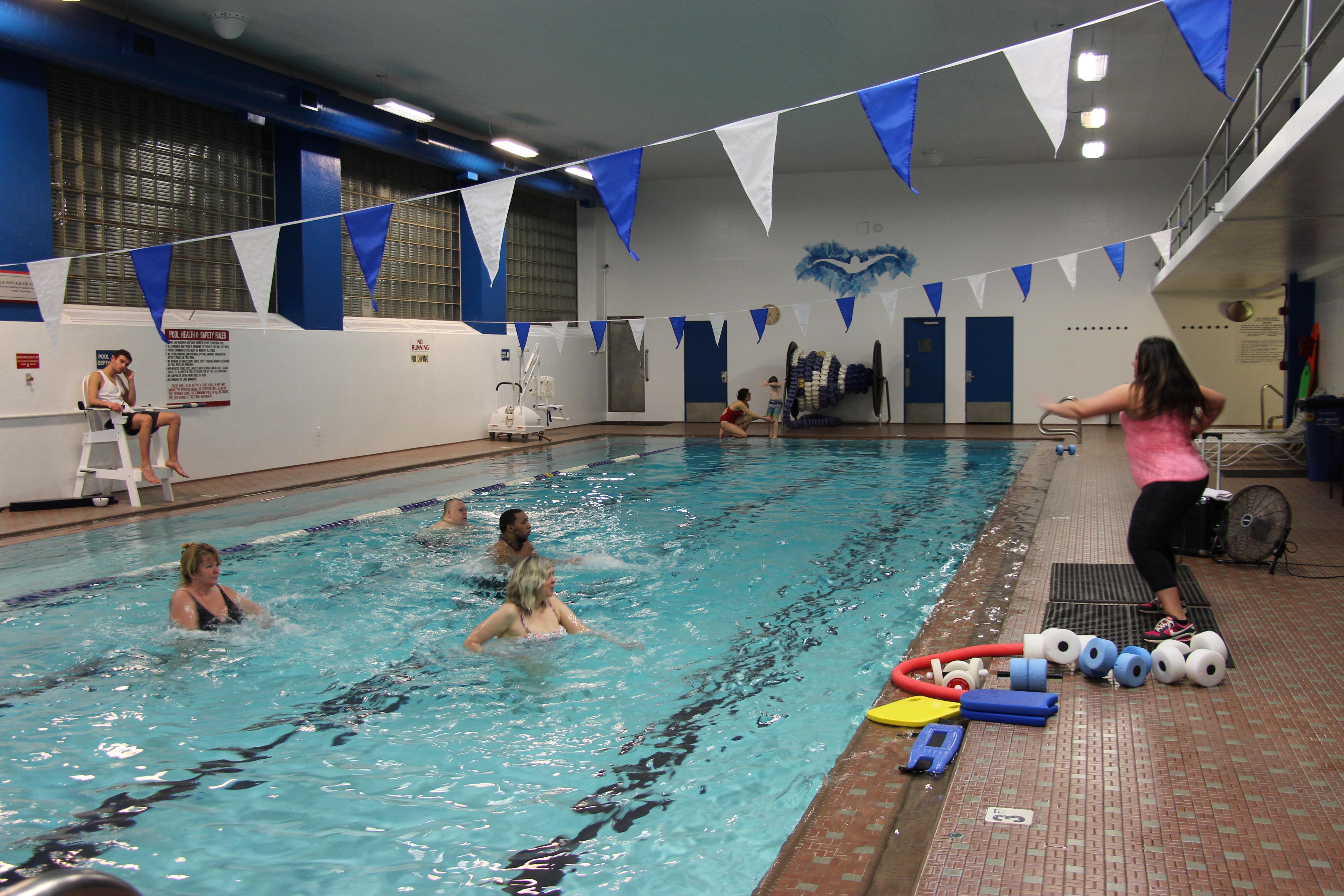 Facility Rules | New Britain-Berlin YMCA